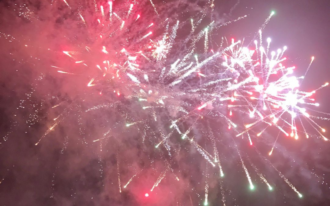 New Year in Amsterdam – Top 3 spots for Fireworks